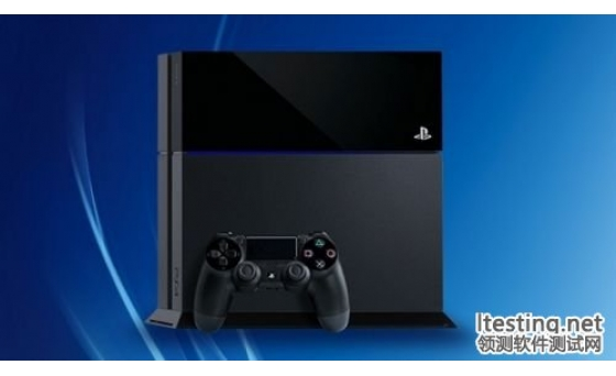 Sony游戏机PS4正式入华